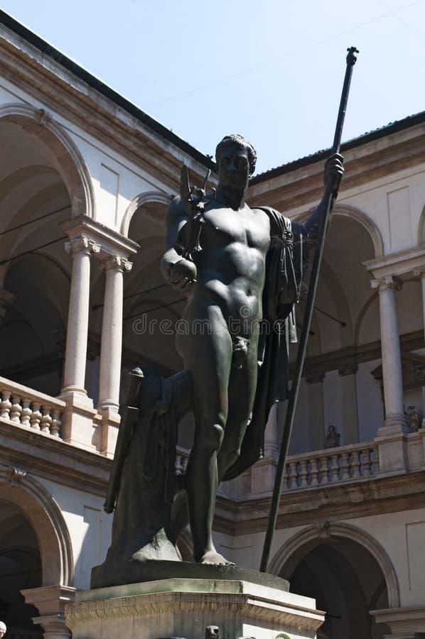 Μιλάνο, Λομβαρδία, Ιταλία, βόρεια Ιταλία, Ευρώπη στοκ εικόνα με δικαίωμα ελεύθερης χρήσης