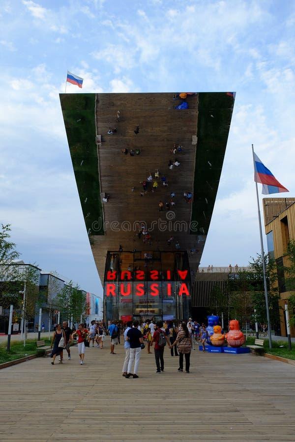Μιλάνο EXPO στοκ φωτογραφίες με δικαίωμα ελεύθερης χρήσης