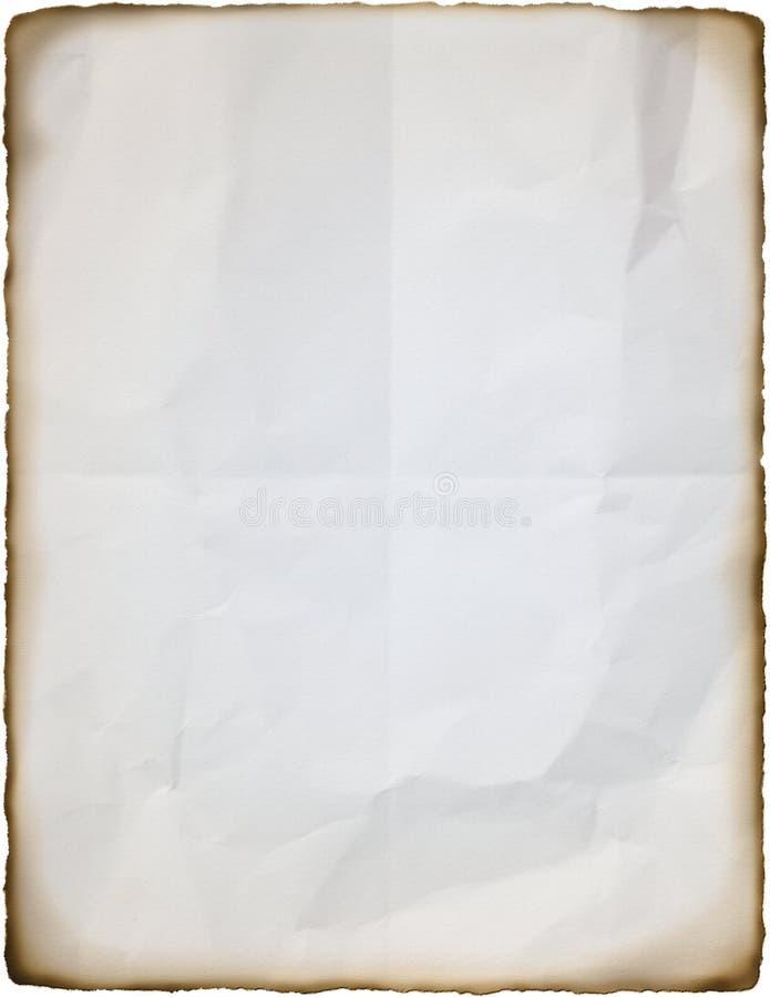 μμένο έγγραφο απεικόνιση αποθεμάτων