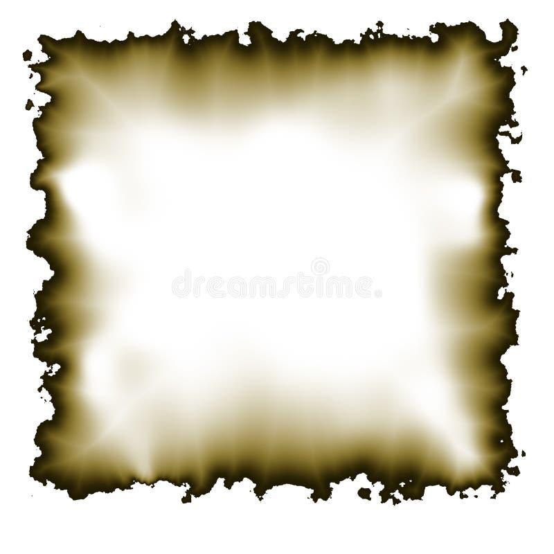μμένο μπάλωμα εγγράφου απ&omicro διανυσματική απεικόνιση