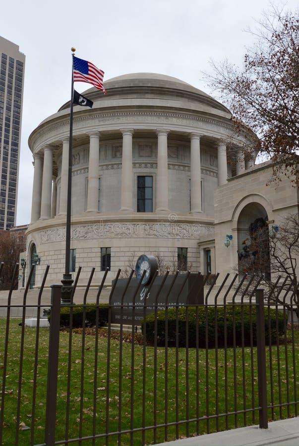 Μνημείο αλκών στοκ εικόνες με δικαίωμα ελεύθερης χρήσης