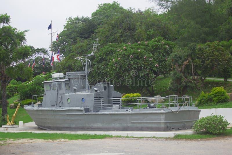 Μνημείο θωρηκτών στοκ φωτογραφία με δικαίωμα ελεύθερης χρήσης