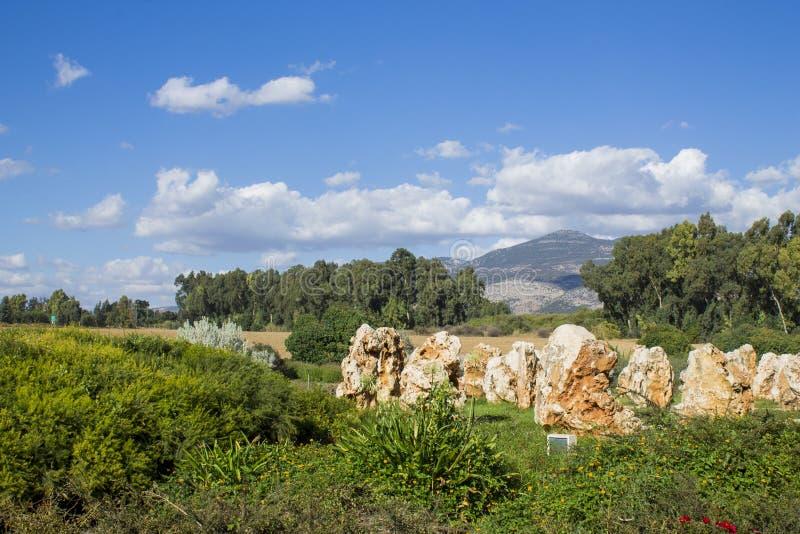 Μνημείο κουράς yashuv στοκ εικόνες