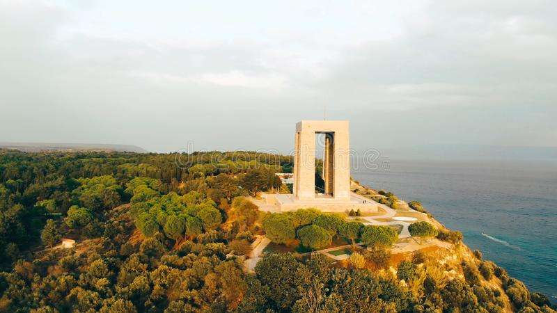 Μνημείο μαρτύρων στοκ εικόνα με δικαίωμα ελεύθερης χρήσης