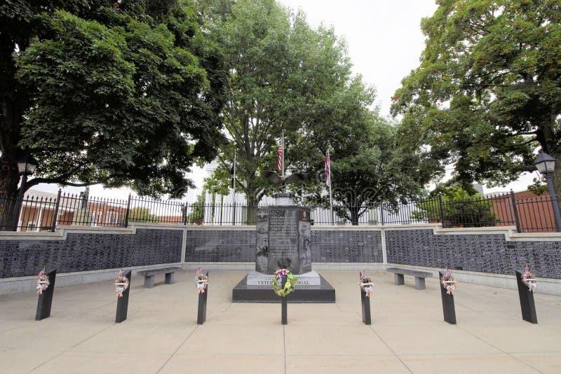 Μνημείο οπλισμένων δυνάμεων στοκ φωτογραφία