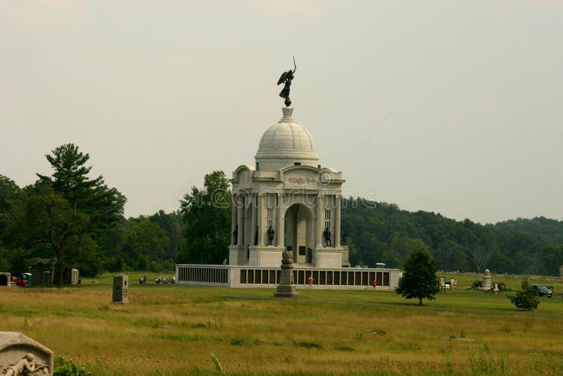 μνημείο Πενσυλβανία στοκ εικόνα με δικαίωμα ελεύθερης χρήσης