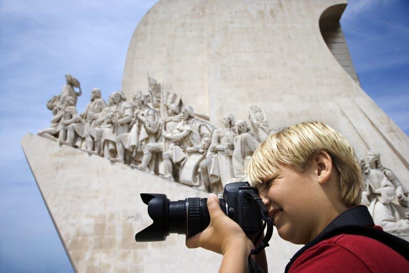 μνημείο Πορτογαλία φωτο&ga στοκ φωτογραφία με δικαίωμα ελεύθερης χρήσης