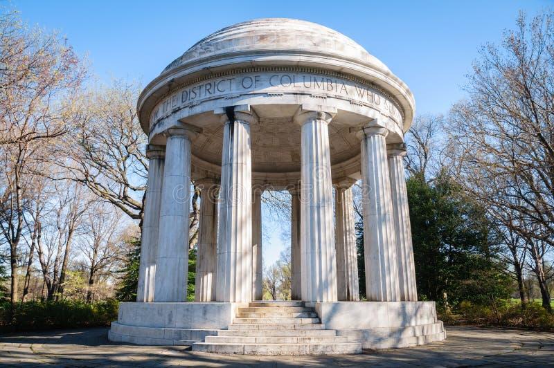 Μνημείο Πρώτου Παγκόσμιου Πολέμου στοκ φωτογραφία