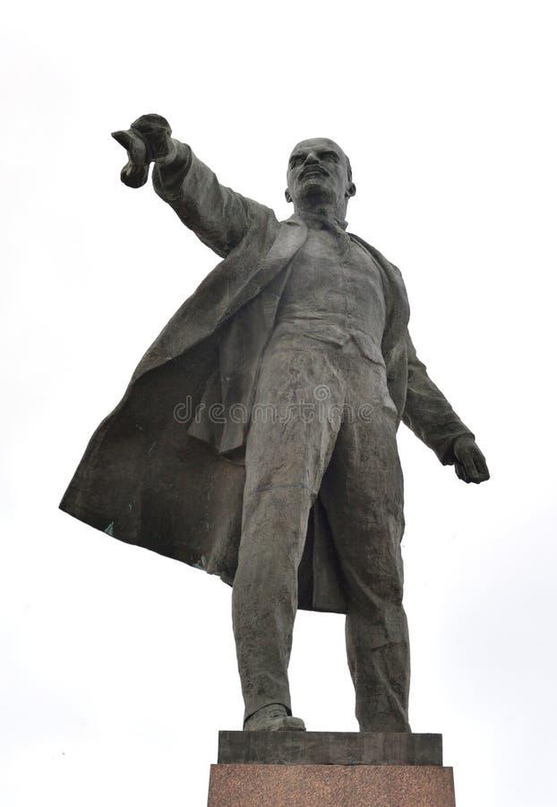 Μνημείο σε Λένιν στην πλατεία της Μόσχας στοκ εικόνες