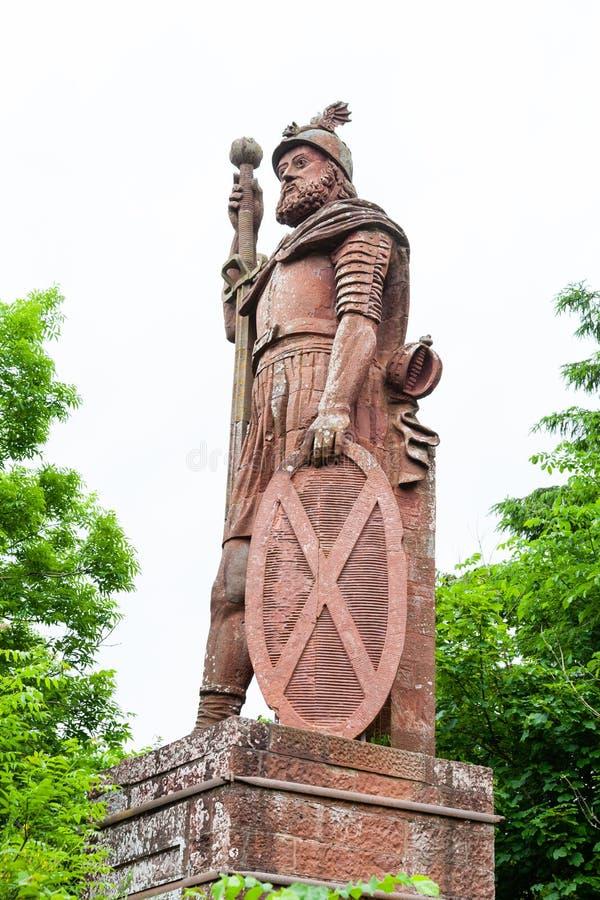 μνημείο Σκωτία βασίλειων που το ενωμένο wallace William στοκ εικόνα