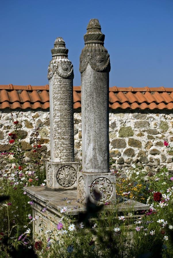 Μνημείο σουλτάνων Murad, Obilic, Κόσοβο στοκ φωτογραφία με δικαίωμα ελεύθερης χρήσης