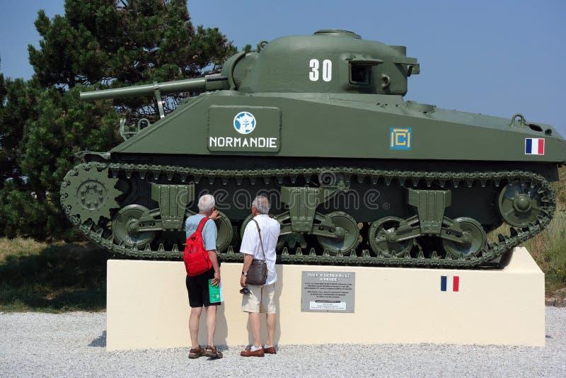 Μνημείο στην παραλία της Γιούτα στοκ εικόνες με δικαίωμα ελεύθερης χρήσης