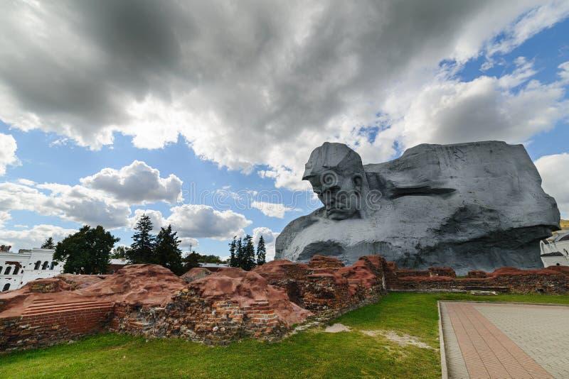 Μνημείο στους ρωσικούς στρατιώτες στοκ φωτογραφία με δικαίωμα ελεύθερης χρήσης