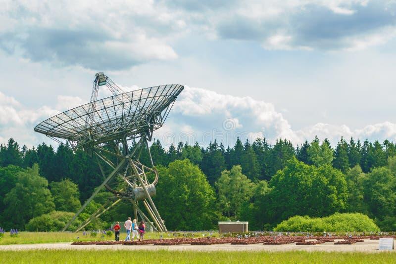 Μνημείο στο ολλανδικό στρατόπεδο διέλευσης Westerbork στο Χ στοκ φωτογραφία με δικαίωμα ελεύθερης χρήσης