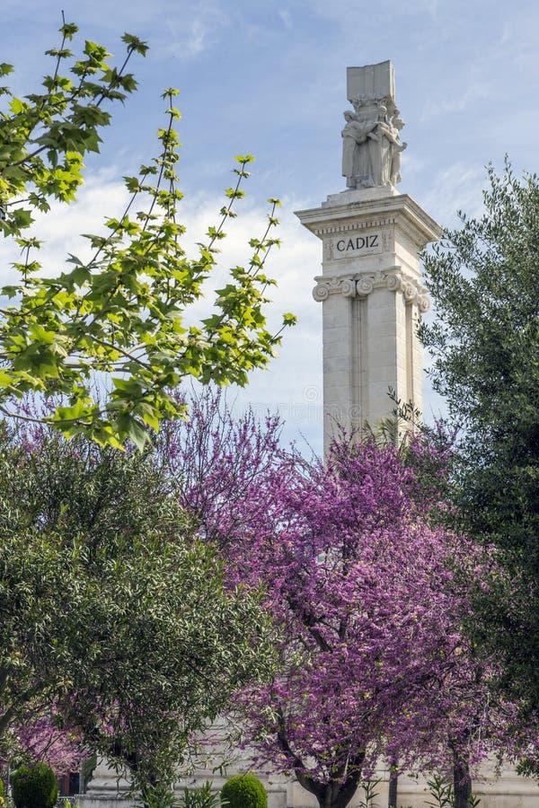 Μνημείο στο σύνταγμα 1812, διακοσμητική λεπτομέρεια στοκ εικόνα