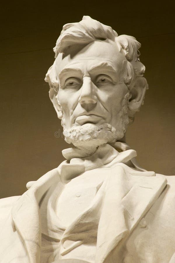 μνημείο του Λίνκολν στοκ φωτογραφίες με δικαίωμα ελεύθερης χρήσης
