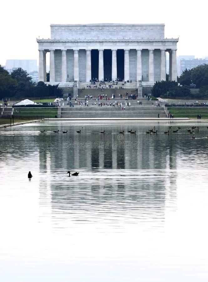 Download μνημείο του Λίνκολν στοκ εικόνες. εικόνα από κράτη, κολούμπια - 375910