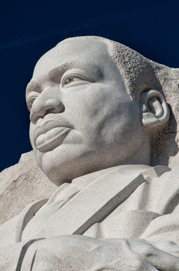 Μνημείο του Μάρτιν Λούθερ Κινγκ στοκ φωτογραφίες
