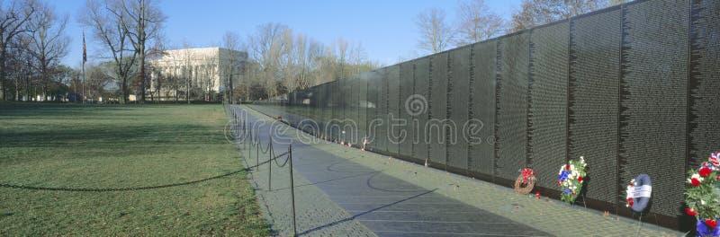 Μνημείο του παλαιμάχου του Βιετνάμ στοκ φωτογραφία με δικαίωμα ελεύθερης χρήσης