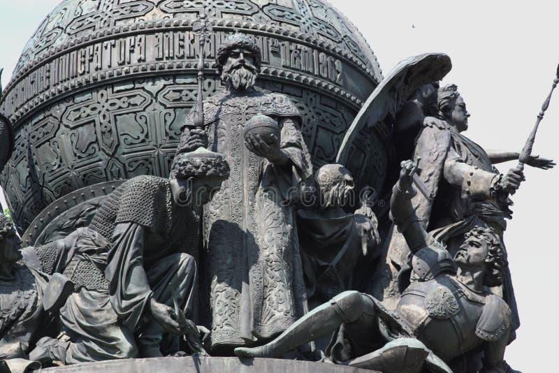 μνημείο χαλκού στοκ φωτογραφίες