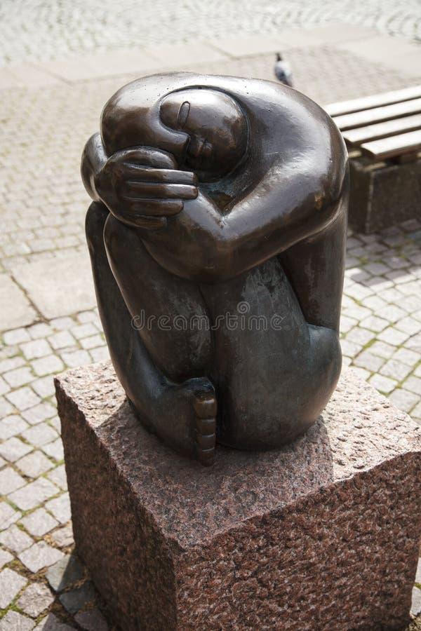 Μνημείο ύπνου στοκ εικόνα με δικαίωμα ελεύθερης χρήσης