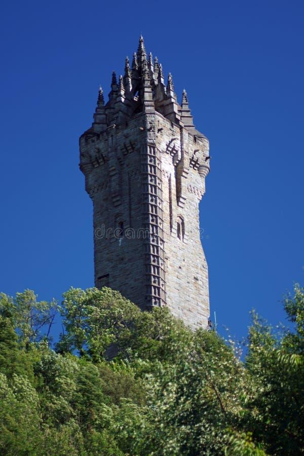 Μνημείο Wallace στοκ φωτογραφία με δικαίωμα ελεύθερης χρήσης