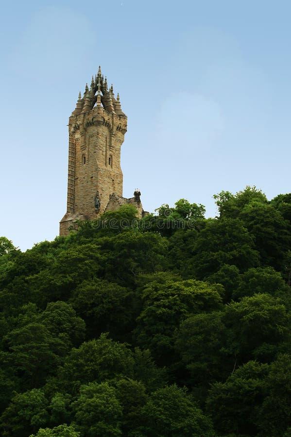 Μνημείο Wallace στοκ εικόνες