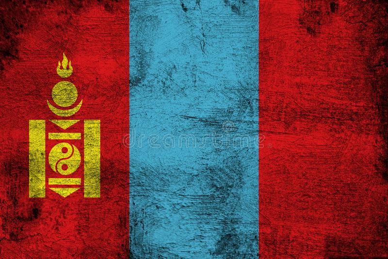 Μογγολία ελεύθερη απεικόνιση δικαιώματος