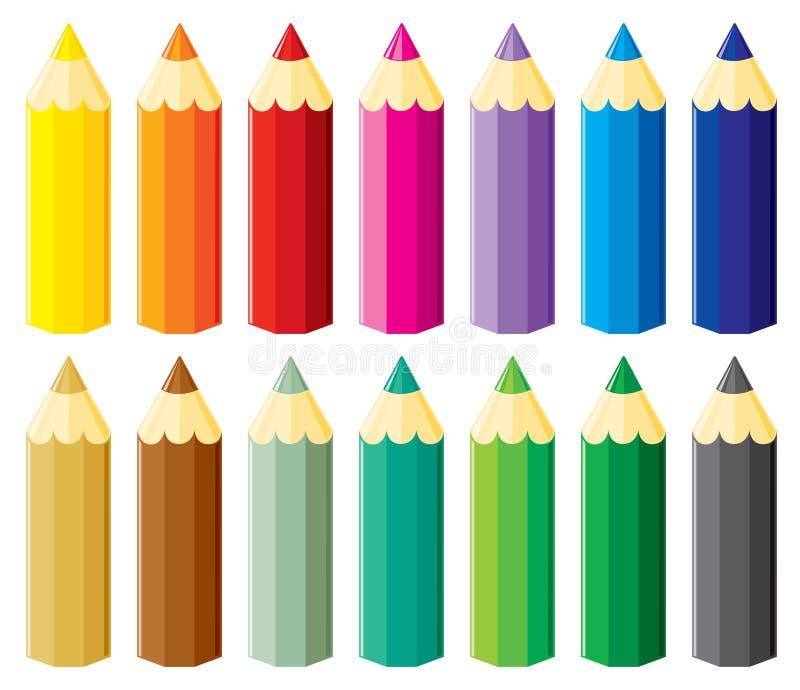 μολύβια που τίθενται μικ&rh