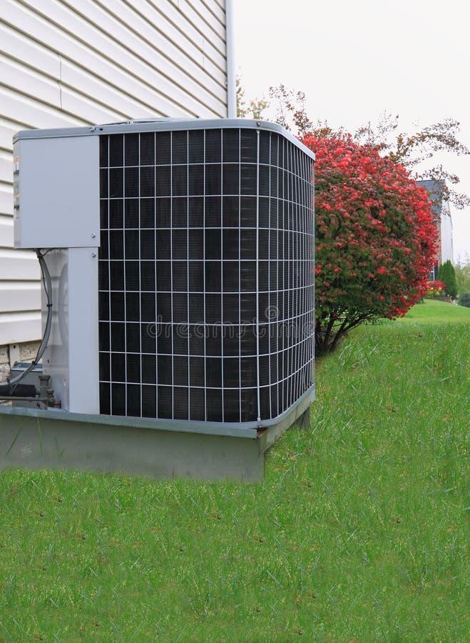 Μονάδα κλιματιστικών μηχανημάτων στοκ φωτογραφίες με δικαίωμα ελεύθερης χρήσης