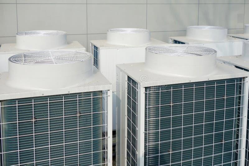 Μονάδα κλιματιστικών μηχανημάτων στοκ εικόνες με δικαίωμα ελεύθερης χρήσης