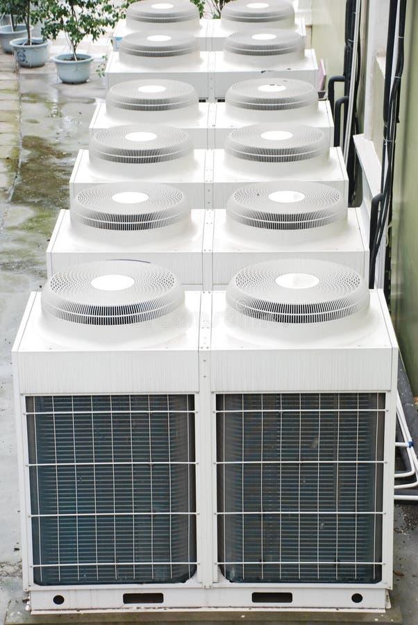 μονάδα κλιματιστικών μηχα&n στοκ φωτογραφίες
