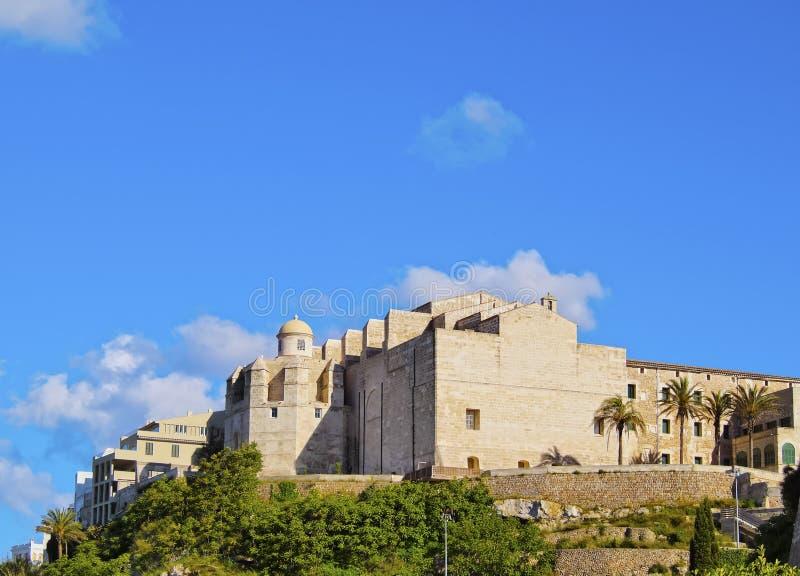 Μοναστήρι Αγίου Francis σε Mahon σε Minorca στοκ φωτογραφία με δικαίωμα ελεύθερης χρήσης