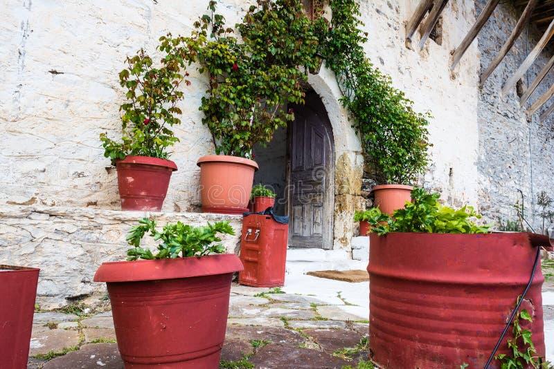 Μοναστήρι Αγίου George, Ελλάδα στοκ φωτογραφίες με δικαίωμα ελεύθερης χρήσης