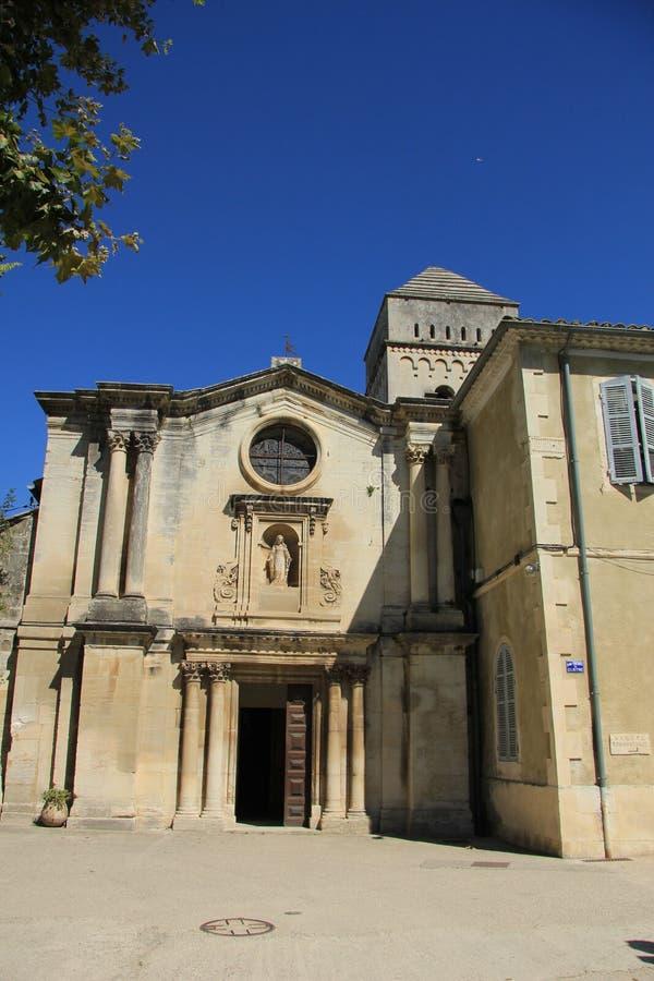 Μοναστήρι Αγίου Paul de mausole στοκ φωτογραφία με δικαίωμα ελεύθερης χρήσης