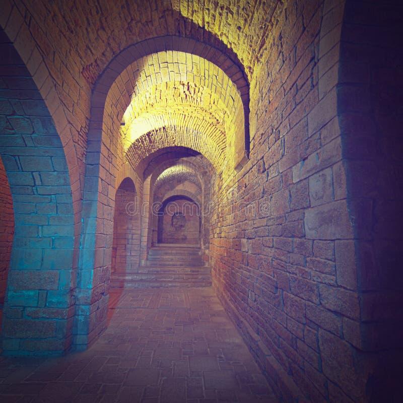 μοναστήρι βασιλικό στοκ φωτογραφία με δικαίωμα ελεύθερης χρήσης