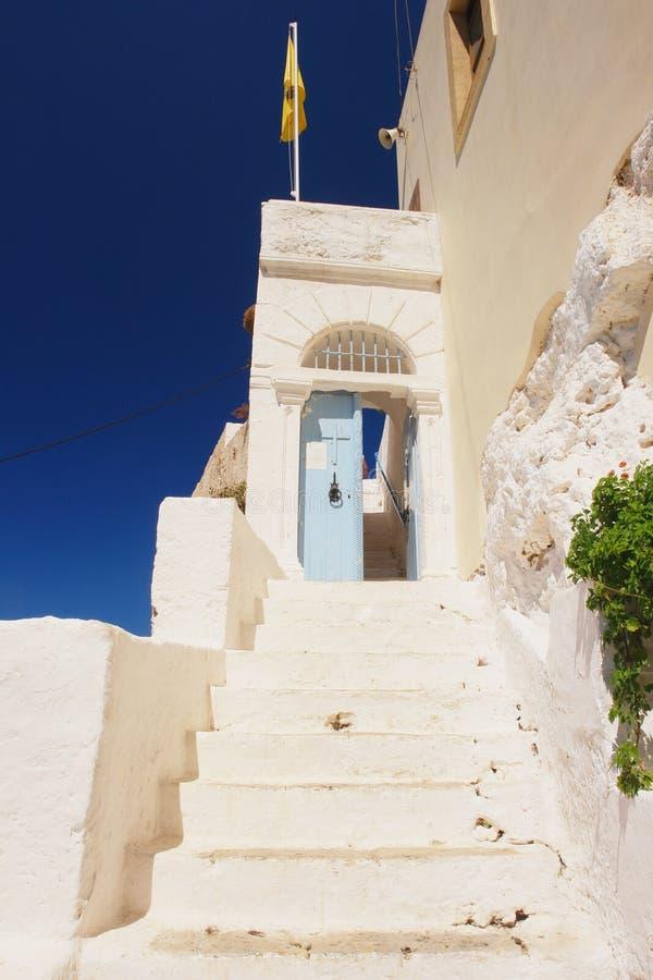 Μοναστήρι, Κρήτη στοκ φωτογραφίες