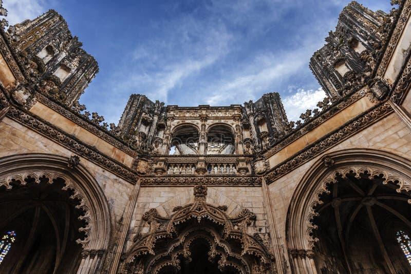 μοναστήρι Πορτογαλία batalha στοκ εικόνες με δικαίωμα ελεύθερης χρήσης