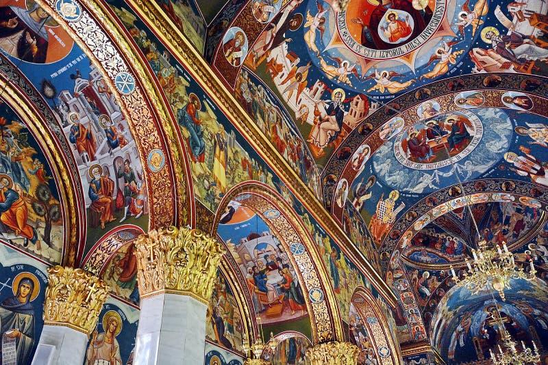 Μοναστήρι Ρουμανία Neamt στοκ φωτογραφίες με δικαίωμα ελεύθερης χρήσης