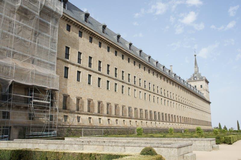 Μοναστήρι στη Μαδρίτη στοκ εικόνες με δικαίωμα ελεύθερης χρήσης