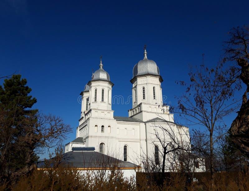 Μοναστήρι Σων στην Τουλτσέα στοκ φωτογραφίες