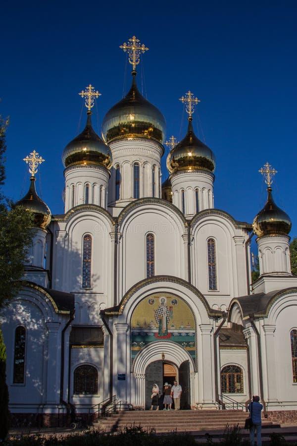 Μοναστήρι του Nicholas σε pereslavl-Zalesky στοκ φωτογραφίες με δικαίωμα ελεύθερης χρήσης