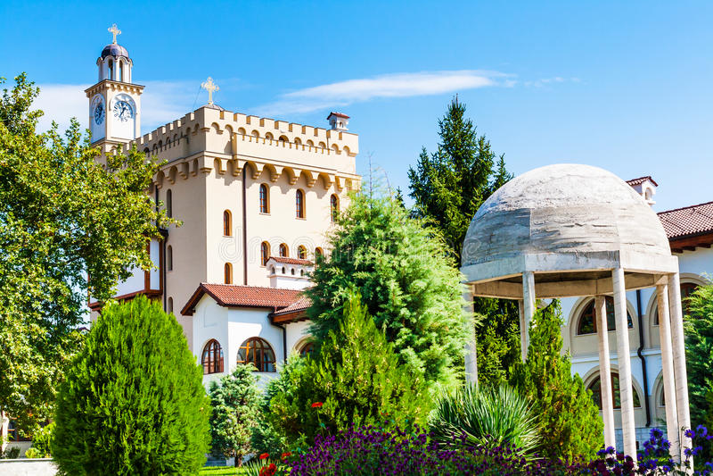 Μοναστήρι του ST George σε Hadjidimovo, Βουλγαρία στοκ φωτογραφία με δικαίωμα ελεύθερης χρήσης