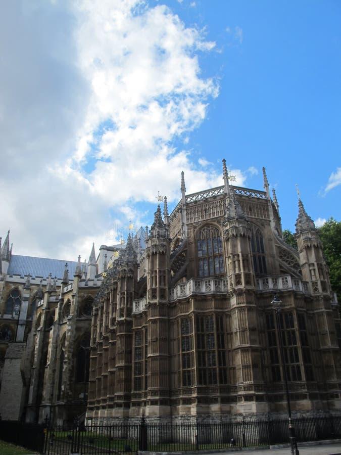 Μοναστήρι του Westminster στο Λονδίνο στοκ εικόνα