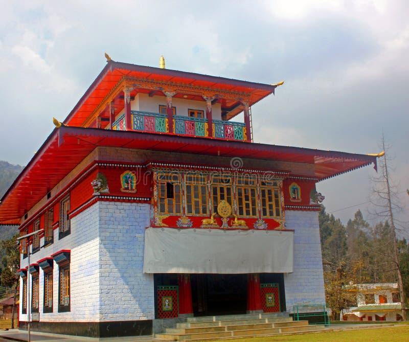 Μοναστήρι & x22 Το παλαιό Rumtek Gompa& x22 , κοντά σε Gangtok, Sikkim στοκ φωτογραφίες με δικαίωμα ελεύθερης χρήσης