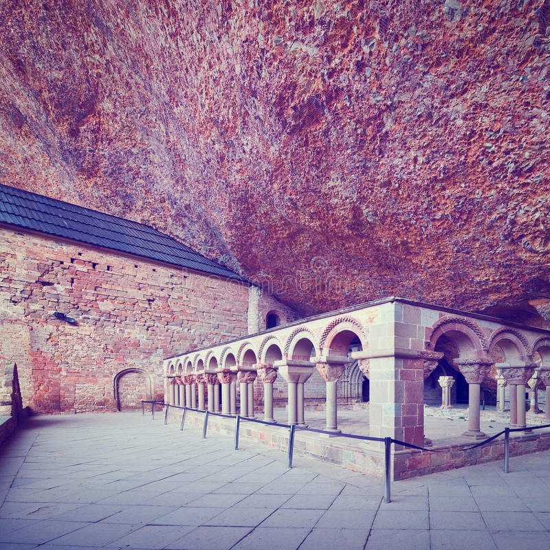 μοναστήρι στοκ φωτογραφίες