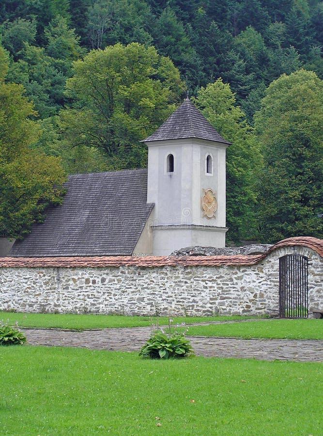μοναστήρι στοκ εικόνα