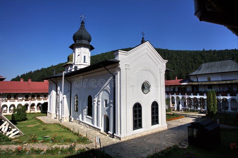 μοναστήρι agapia στοκ φωτογραφία με δικαίωμα ελεύθερης χρήσης