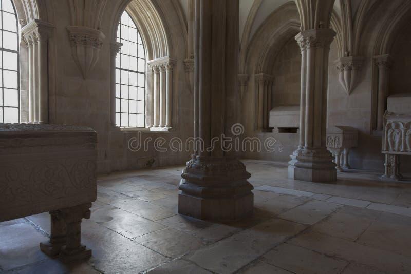 Μοναστήρι Alcobaca στοκ εικόνες με δικαίωμα ελεύθερης χρήσης