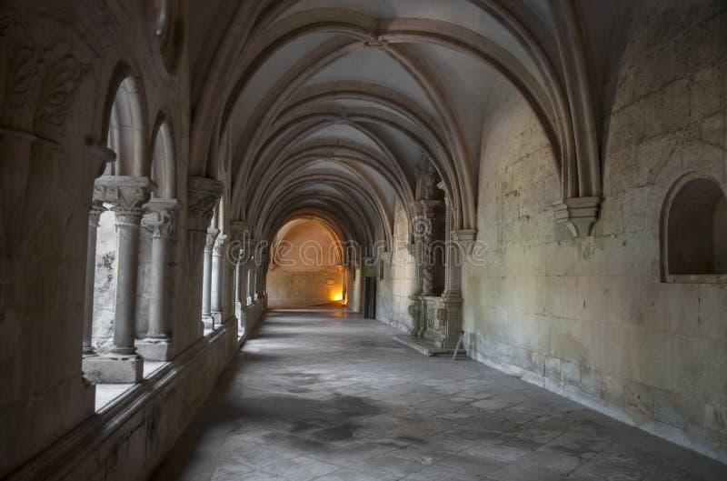 Μοναστήρι Alcobaca στοκ φωτογραφία με δικαίωμα ελεύθερης χρήσης